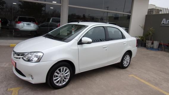 Toyota Etios Xls 1.5 4p 2015