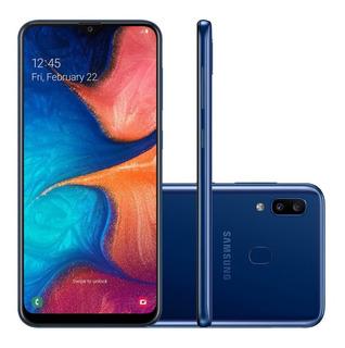 Samsung Galaxy A20 Dual Cam 32gb/3gb 2019 Sim Libre