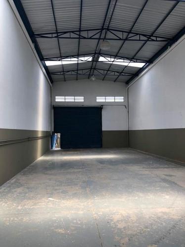 Galpão Para Alugar, 170 M² Por R$ 4.500,00/mês - Utinga - Santo André/sp - Ga0447