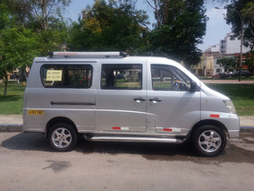 Minivan Changhe 2012