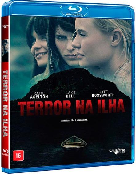 Terror Na Ilha - Blu-ray