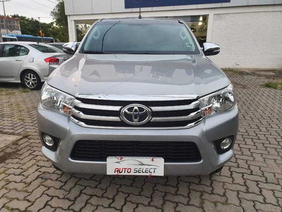 Toyota Hilux Cd Srv 2.8 Diesel Ún. Dono Garantia Fábrica
