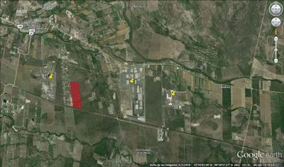 Terreno De 116.7 Hectareas Area Kia Y Ternium Pesqueria Nuevo Leon