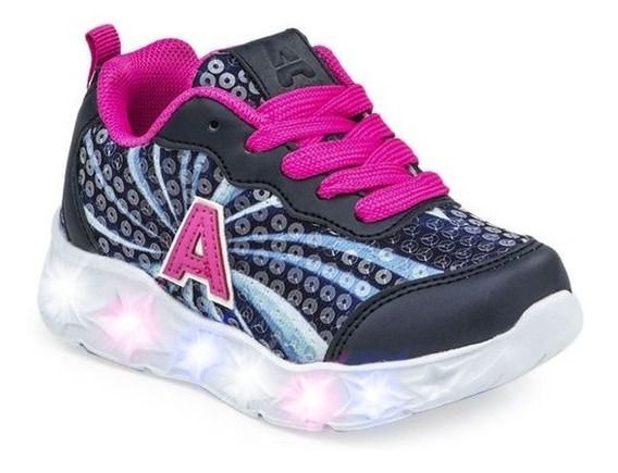 Zapatillas Addnice Starlight Cordon Niña Gol Deportes