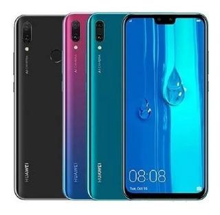 Smartphone Huawei Y9 2019 3gb/64gb Tela 6.5