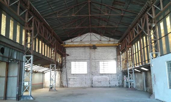 San Fernando: Galpón De 960m2 En Zona Industrial