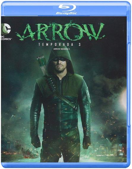Arrow Segunda Temporada 2 Serie Bluray