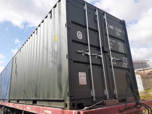 Contenedores Maritimos Usados Containers 40´ Hc - Castelar