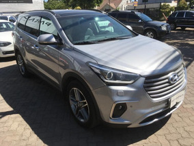 Hyundai Grand Santa Fe Crdi 4wd 2.2 At 2017