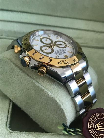 Reloj Rolex Daytona Oyster Perpetual Automatico C/ Caja 159r
