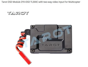 Tarot Osd Módulo Zyx-osd Tl300c Fpv Telemetria.