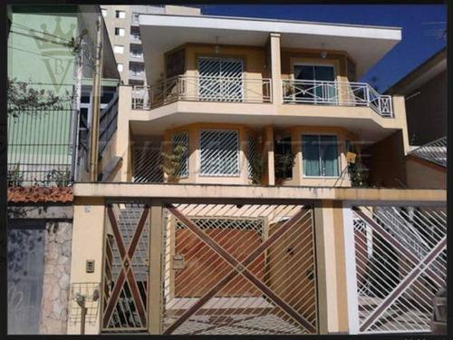 Casa Com 3 Dormitórios À Venda, 250 M² Por R$ 1.300.000,00 - Vila Dom Pedro Ii - São Paulo/sp - Ca0422