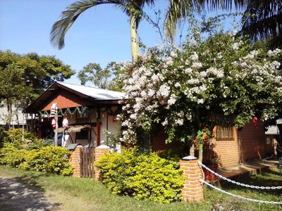 Chalé Camping Casarão