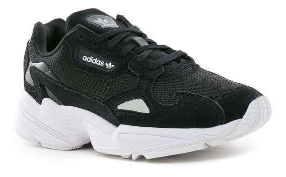 Zapatillas Originals Falcon W Negra adidas Originals