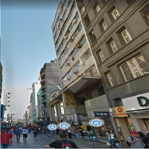 Ótima Sala Comercial Própria Para Clínica No Centro De Porto Alegre - 28-im515966