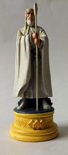 Ajedrez De Colección - El Señor De Los Anillos N° 1 Gandalf