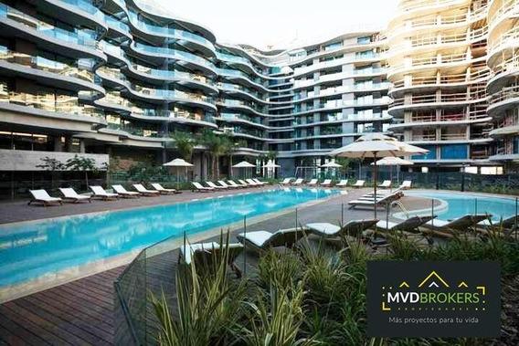 Apartamento 1 Dormitorio Alto Nivel A Estrenar | Puerto Buceo
