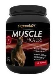 Muscle Horse 2,5 Kg Organnact - Pet Shop Store
