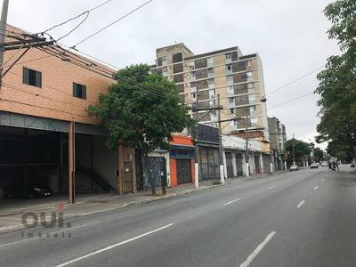 Loja Comercial Para Venda E Locação, Brás, São Paulo. - Lo0078