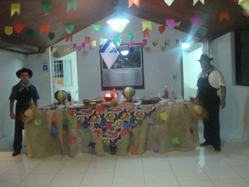 Buffet De Festa Junina