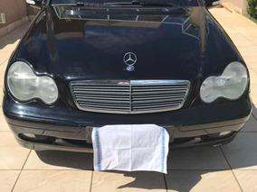 Mercedes-benz Classe C 1.8 Classic 4p 2004