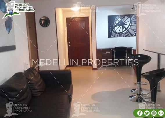 Arriendo De Apartamento Económico En Medellín Cód: 4831