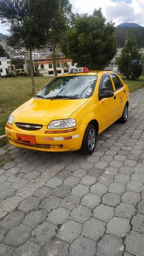 Chevrolet Aveo Family Motor 1.5 2014 Amarillo