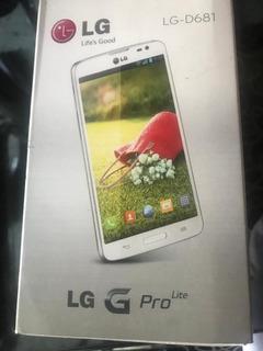 Celular Lg G Pro Lite