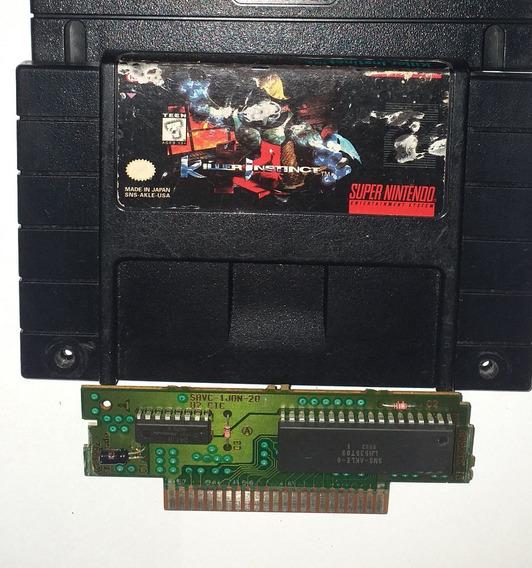 Killer Instinct Original Super Nintendo - Snes