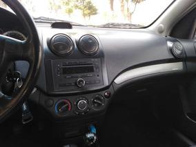 Chevrolet Aveo 1.6 E Abs 5vel Ee Ba Mp3 R-15 Mt