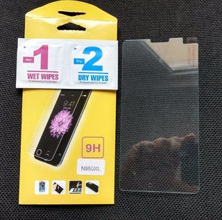 Kit 2 Película Vidro Anti-shock Celular Lumia Nokia 950xl