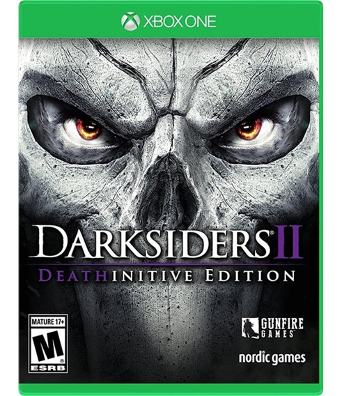 Darksiders Ii: Death Initive Edition - Xbox One Lacrado