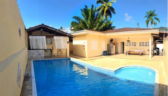 Ubatuba Praia De Maranduba / Casa Amarela Para 25 Pessoas