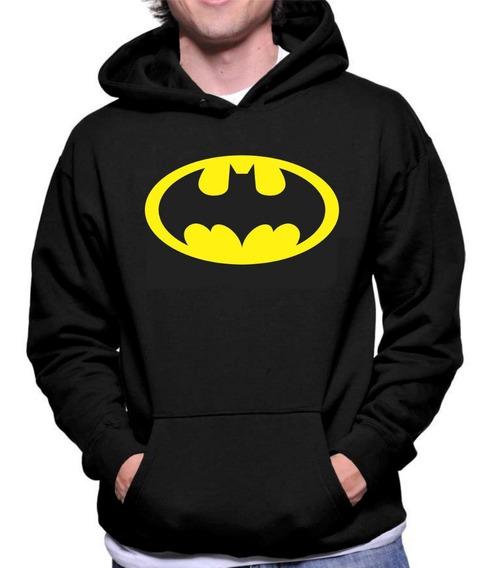 Blusa De Moletom Super Herói Batman Dc Comics