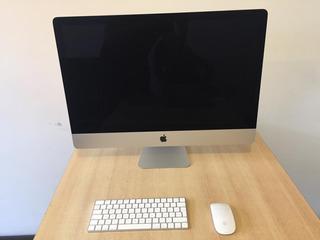 iMac 27 5k , 2018, Core I5 3,4 Ghz, 24gb Ram, 1tb Disco