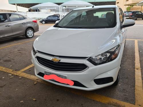Imagem 1 de 8 de Chevrolet Onix 2018 1.0 Lt 5p