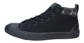 Zapatillas Converse Hombre Chucktaylor Allstar Street Negra-