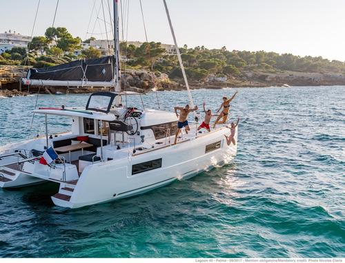 Catamaran Lagoon 40 Modelo 2022