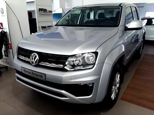 Volkswagen Amarok Comfortline 0km 4x2 Manual 2020 Vw Precio