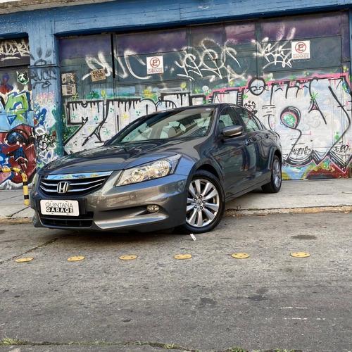 Honda Accord Exl 2011 Automatico