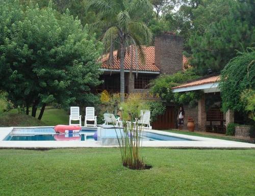 Hermosa Casa En Solanas. A 2 Cuadras De La Playa- Ref: 3979