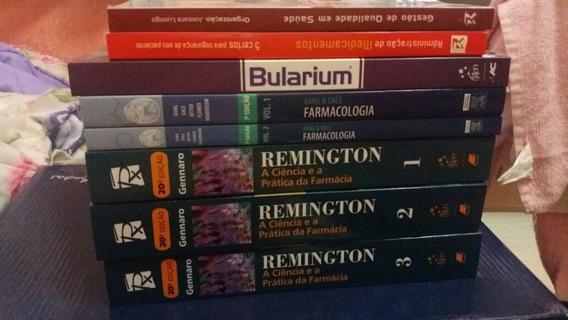 Livros Farmácia E Enfermagem