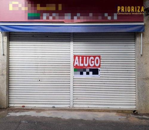 Imagem 1 de 9 de Loja Para Alugar, 246 M² Por R$ 6.500,00/mês - Centro - Sorocaba/sp - Lo0001