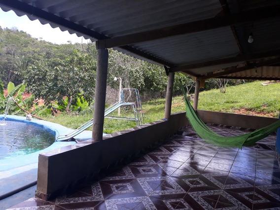 Fazenda Com 3 Quartos Para Comprar No Zona Rural Em Padre Bernardo/go - 846