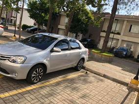 Toyota Etios 1.5 16v Platinum 5p 2014