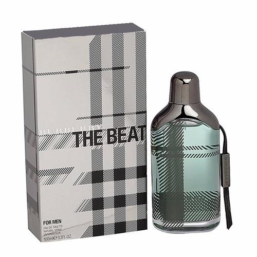 Perfume Original Burberry The Beat For Men Para Hombre 100ml