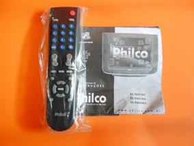 Controle Remoto Para Tv Philco - Novo.