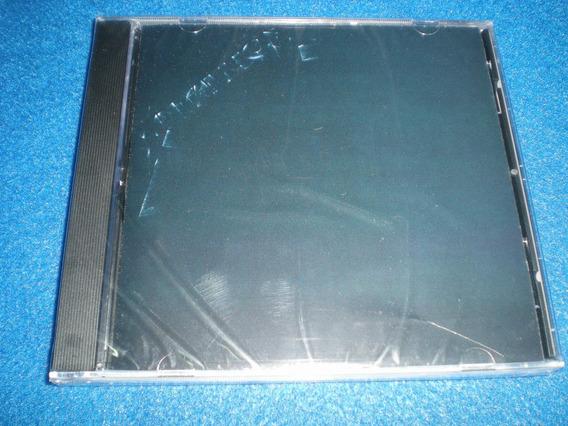 Metallica / Album Negro Cd Nuevo C55/35