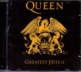 Cd Queen - Greatest Hits Il