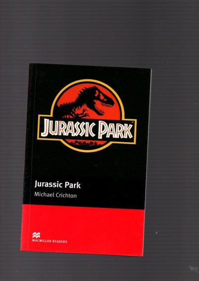 Livro Jurassic Park - Michel Crichton - Em Inglês ,semi Novo